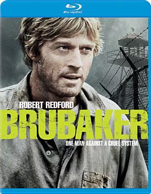 BRUBAKER BY REDFORD,ROBERT (Blu-Ray)