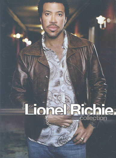 COLLECTION BY RICHIE,LIONEL (DVD)